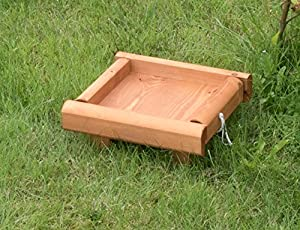 Ground Feeding Table from Riverside Woodcraft