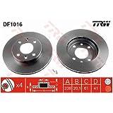 Brembo 09975011 Discos de Freno con Recubrimiento UV Set de 2