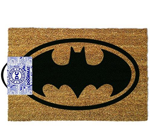 Classic super-héros Batman-Porte de sol Tapis d'entrée-Numéro un à vendre Cadeau idéal Idée de cadeau de Noël pour les cadeaux Secret Père Noël Saint Valentin Anniversaire de mariage anniversaire de Pâques-Homme pour homme pour homme Homme Femme pour femme Femme-1pièce