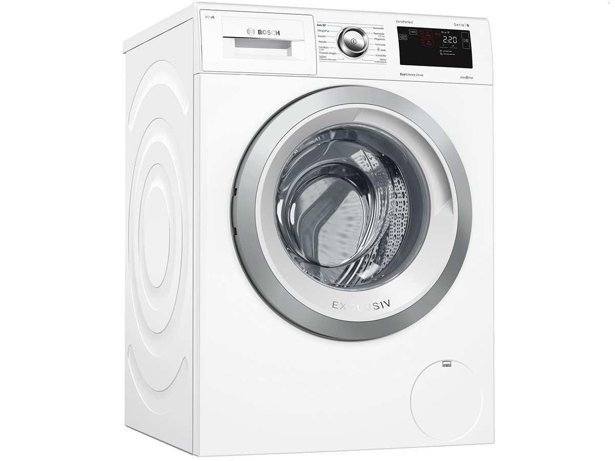 Bosch-Serie-6-wat28691-freistehend-Lade-Frontlader-8-kg-1400-Umin-A-Wei-Waschmaschine