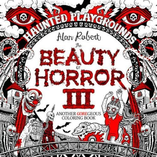 The Beauty of Horror 3: Haunted - Girl Halloween Scary