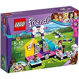LEGO-Friends-41300-Welpen-Meisterschaft