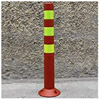 Cablematic - Poste de señalización y balizamiento con reflectores de 750x80mm