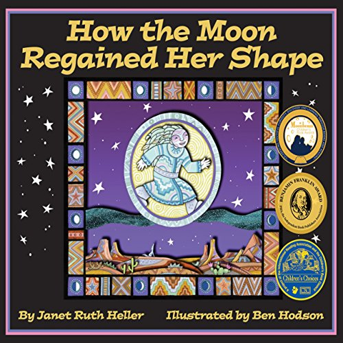 How the Moon Regained Her Shape  Audiolibri