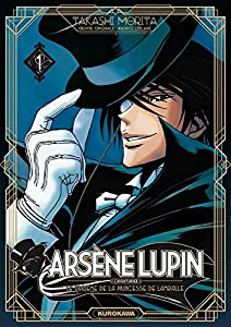 Arsène Lupin Edition simple Tome 1
