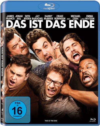 Das ist das Ende [Blu-ray]