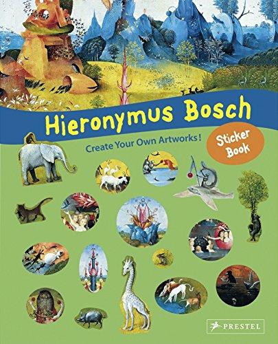 Hieronymus Bosch: Sticker Book
