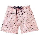 Schiesser Mix & Relax Jerseyshorts Pantalones de Pijama para Niñas