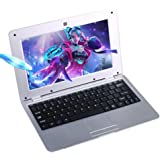 Fancy Cherry® Nueva 2017 HD 10 Pulgadas Mini Laptop Notebook Netbook Tablet Computer 1 G DDR3 través WM8880 CPU Dual Core And