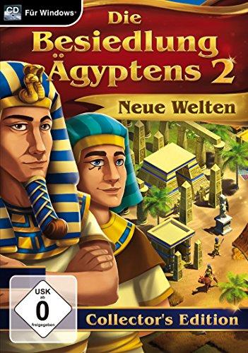 Preisvergleich Produktbild Die Besiedlung Ägyptens 2 - Collector's Edition [PC]