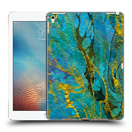 official-haroulita-yellow-teal-marble-hard-back-case-for-apple-ipad-pro-97