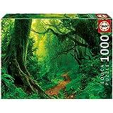 Educa Borrás - 17098.0 - Puzzle -  Forêt Enchantée - 1000 Pièces