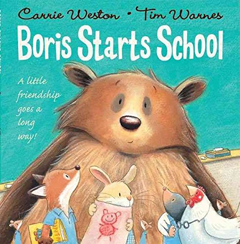 [(Boris Starts School)] [By (author) Carrie Weston ] published on (July, 2012)