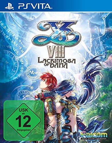 Ys VIII - Lacrimosa of DANA