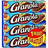 granola Biscuits sablés nappés de chocolat au lait en sachets fraîcheur - ( Prix Unitaire ) - Envoi Rapide Et...