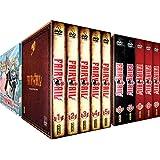 Fairy Tail - Intégrale (Saisons 1 à 3) - 3 Coffrets (Vol.1 à 15) - 30 DVD