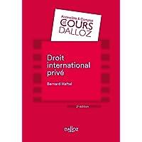 Droit international privé - 2e ed.