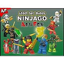 Clip: Lego Set Builds Ninjago - Artifex [OV]