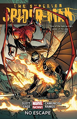 Goblin Kostüm - Superior Spider-Man Vol. 3: No Escape (English Edition)