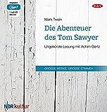 Die Abenteuer des Tom Sawyer: Ungekürzte Lesung mit Achim Gertz (1 mp3-CD)