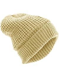 Textiles Universels Bonnet tricoté avec doublure en imitation fourrure - Femme