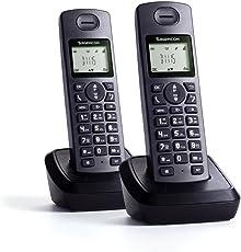 Sagemcom D1115Duo schnurloses Telefon