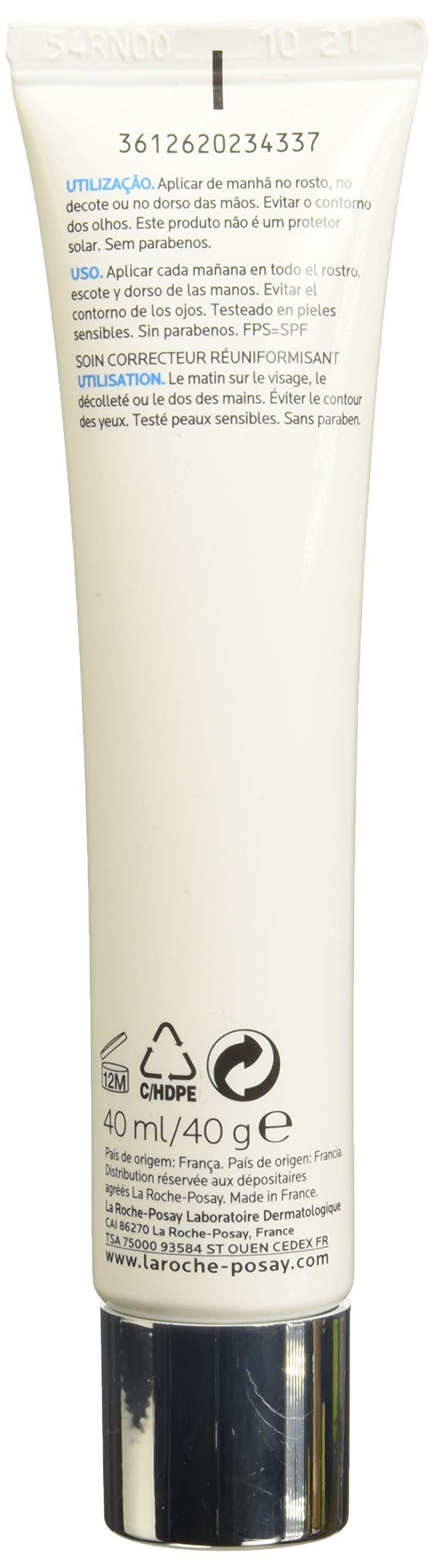 La Roche Posay Pigmentaclar, Cuidado Anti-Manchas, UV LSF 30, 40 ml