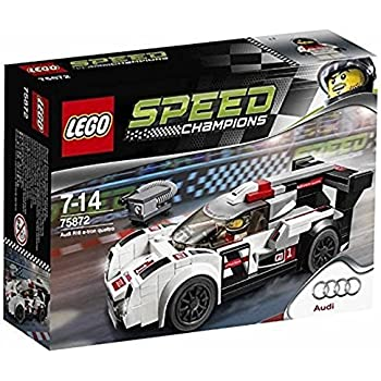 Lego - 75872 - Speed Champions -  - Jeu De Construction - Audi R18 E-tron Quattro