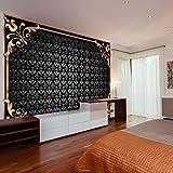 murando - Fototapete 250x175 cm - Vlies Tapete - Moderne Wanddeko - Design Tapete - Wandtapete - Wand Dekoration - Ornament Muster f-A-0131-a-d