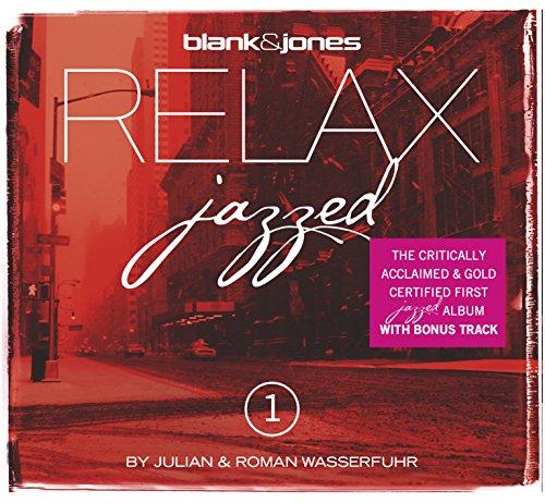 Blank & Jones: Relax Jazzed 1 (Incl.Bonustrack) (Audio CD)