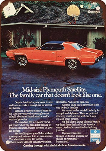 1972-plymouth-satellite-vintage-look-reproduction-metal-tin-sign-203-x-305-cm