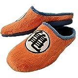 Zapatillas Kanji Kame inspiradas en Dragon Ball cómodas casa Goku