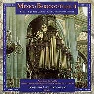Missa by Gutiérrez de Padilla from 17th Century Baroque Mexico