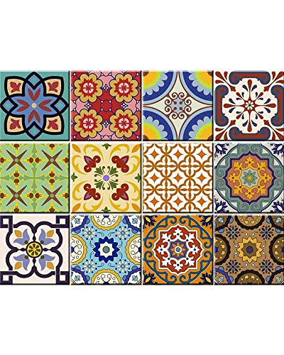 baldosas-24-pc-set-autentico-tradicional-talavera-azulejos-stickersl-bano-y-cocina-azulejos-adhesivo