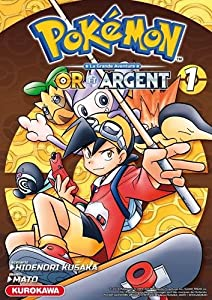 Pokémon Or et Argent Edition simple Tome 1