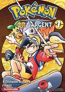 Pokémon Or et Argent Edition simple Tome 1