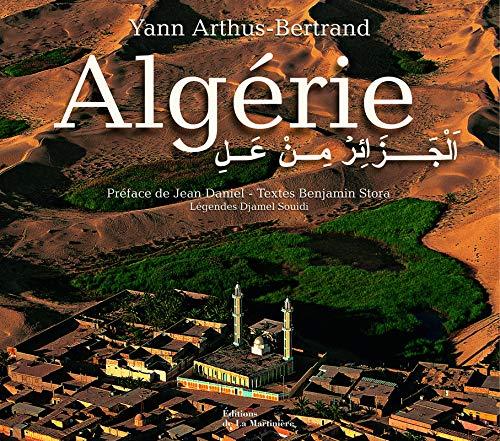 L'Algérie vue du ciel par Yann Arthus-bertrand