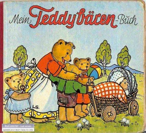 Mein Teddybären - Buch. Ein lustiges Bilderbuch. Nr. 216 (Lustig Teddybär)