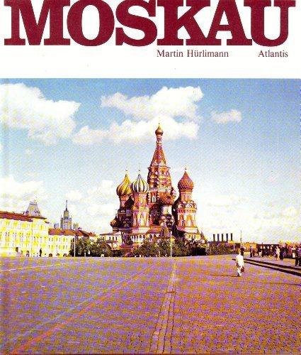 Moskau by Hrlimann, Martin