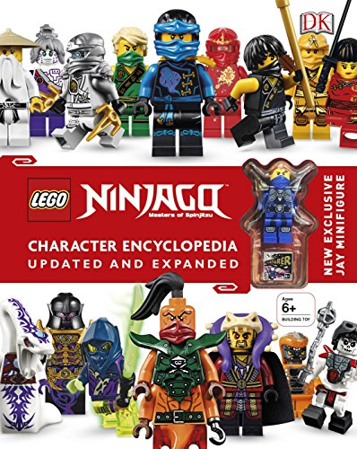 Lego Ninjago Character Encyclopedia - Updated Edition por Anónimo