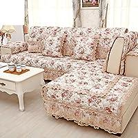 lino slittamento divano cuscini/Universale Coprisedili delle quattro