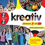 Kreativ allemand cycle 4 / 5e LV2 - C...