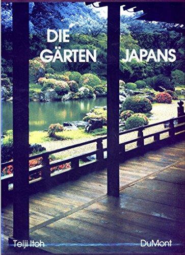 Die Gärten Japans. Großband mit über 200 brillanten Abbildungen und zahlreiche Gartenplänen (Kodansha International)