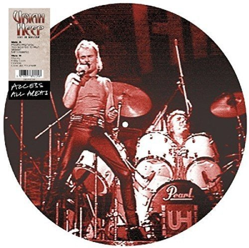 Live : Access All Areas 2 - Limited Edition (500) 180 Gr. Picture Disk [Vinyl LP]