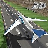 Plane Landing Simulator 2018 - Flugzeug 3D Flugspiele & Flugzeug Spiele für Kinder kostenlos