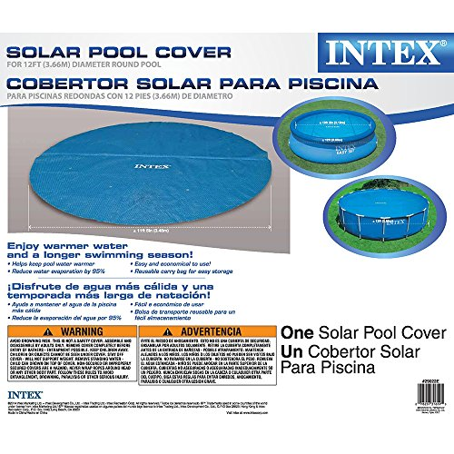 Poolabdeckung – Intex – 29022E - 5