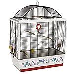 Ferplast Palladio 4 Decor Bird Cage, 59 x 33 x 69 cm, Black 4