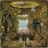 Schmidt 59293 - Jacek Yerka, Quadratpuzzle, Der romantische Garten, Puzzle, 1000 Teile