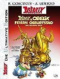 Die ultimative Asterix Edition 34: Asterix & Obelix feiern Geburtstag - Das Goldene Album (Asterix Die Ultimative Edition, Band 34)
