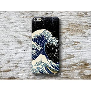 Big Wave Japan Hülle Handyhülle für Samsung Galaxy S20 S20+ S20 ULTRA S10 5G S10e S9 S8 Plus S7 S6 Edge Plus S5 S4 mini…